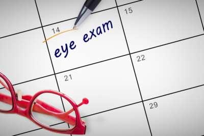 Eye exam month
