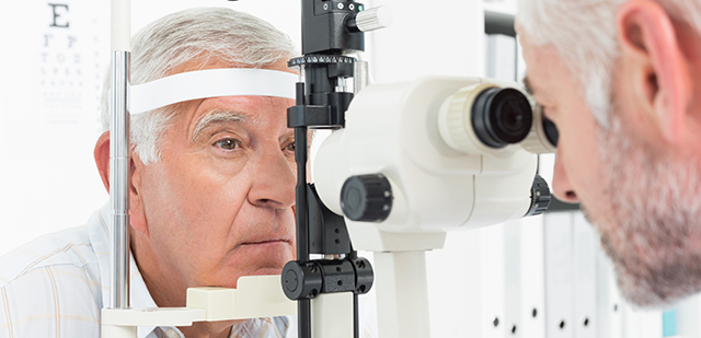 Houston cataract surgeon