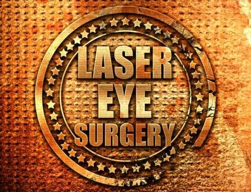 The Origins of Laser Eye Surgery