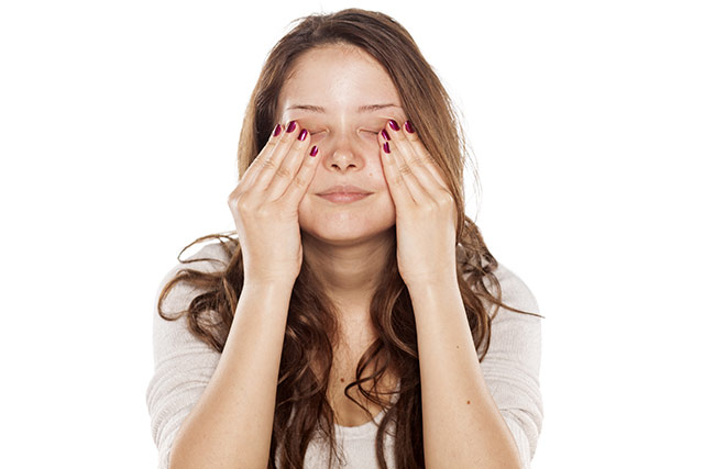 Image result for Avoid touching the red eye